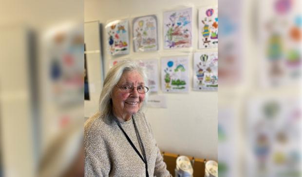 <p>De oudste deelnemer, oma Antoinette van 80 jaar, kreeg een eervolle vermelding. </p>