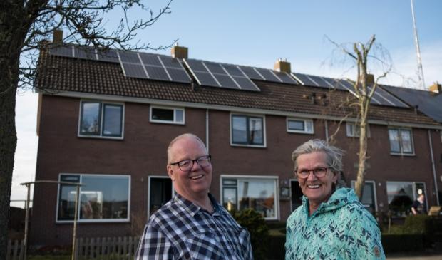 <p>Zonnepanelen op dak. Zoals West-Friesland dat graag ziet voor het plan: burgerinitiatief Duurzaam Leefbaar&nbsp;</p>