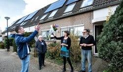 Jacob de Weijerlaan: 100% voor zonne-energie