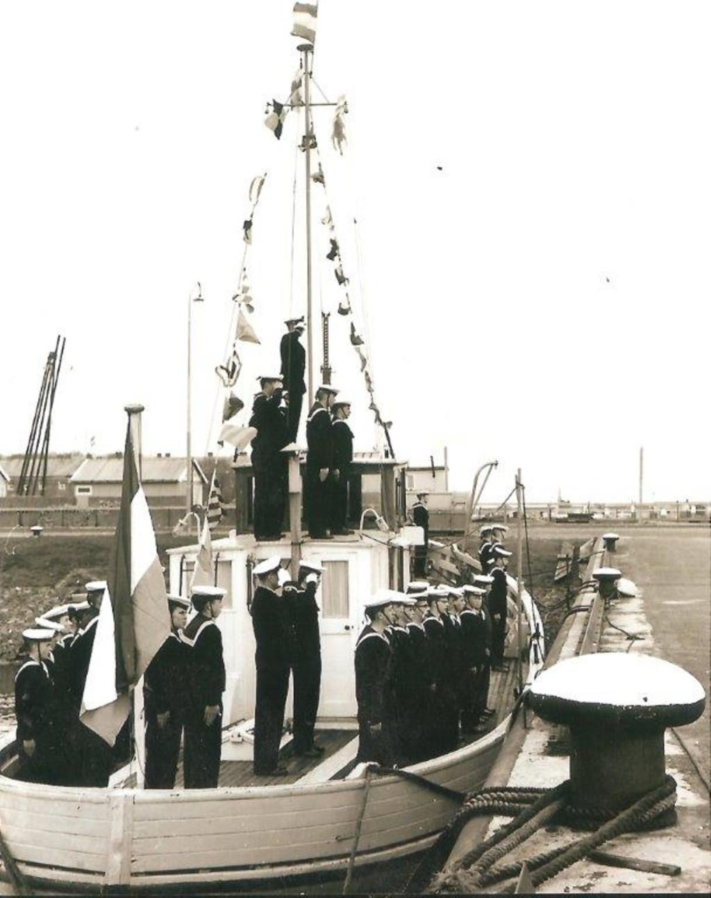 <p>Helderse Zeekadetten op een van hun vroegere schepen.</p> <p>(Foto: aangeleverd)</p> © rodi