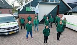 Bouwbedrijf Groen en Wit al 50 jaar een begrip