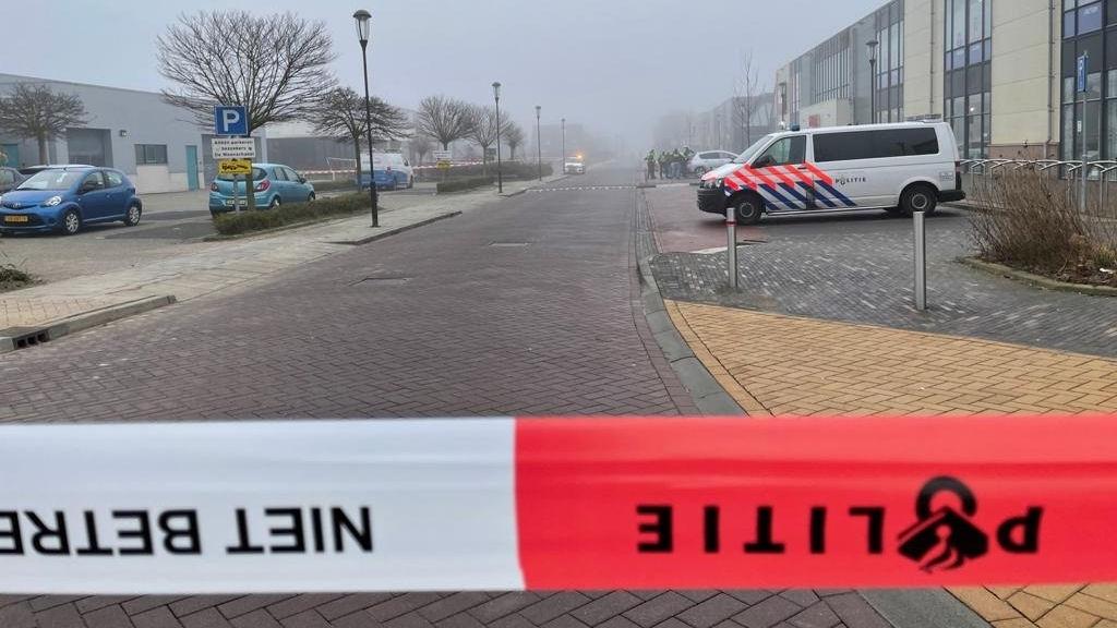 <p>Explosieven Opruimingsdienst onderzoekt of er materiaal is achtergebleven.</p>