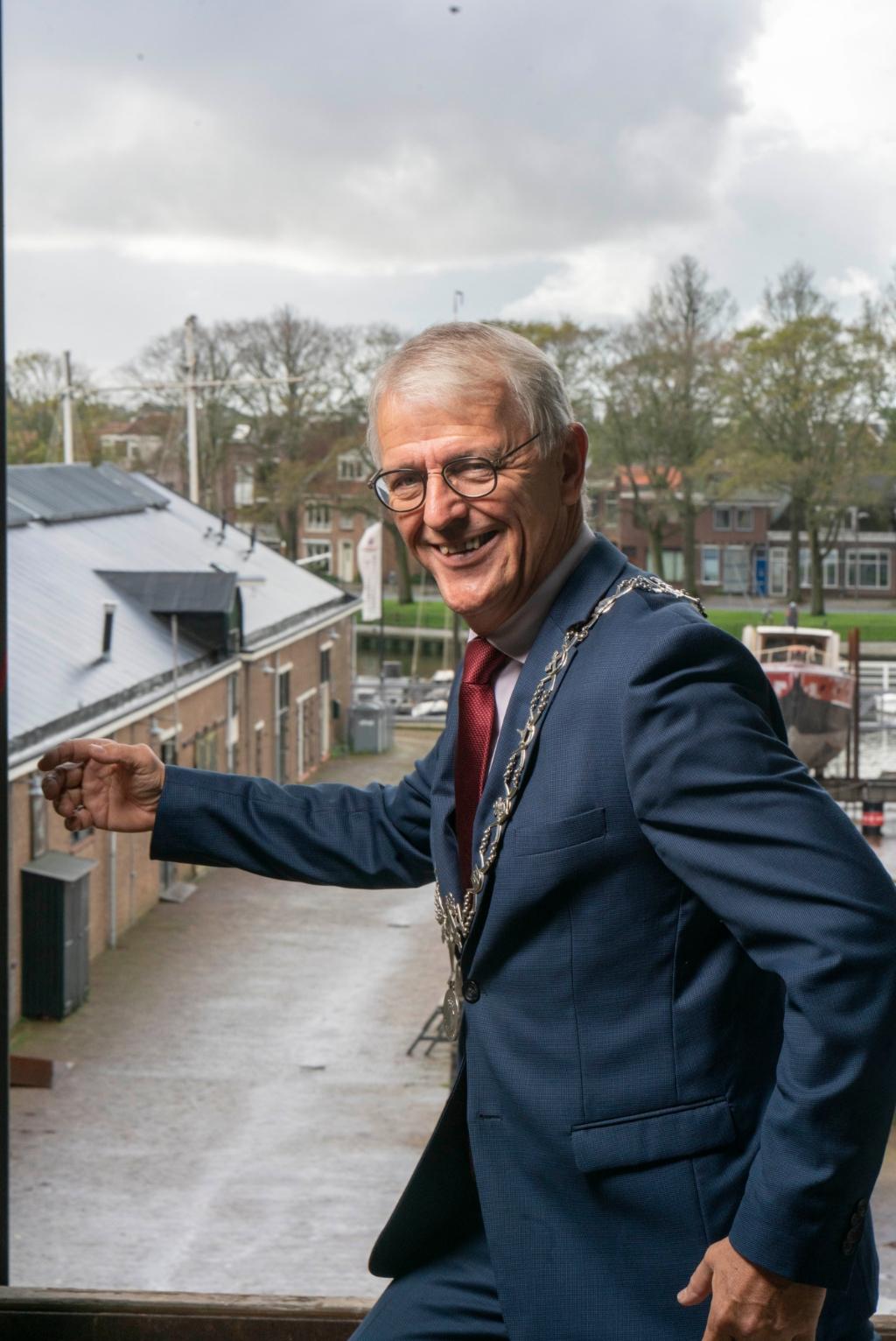 <p>Nobel: 'Er gebeurt heel veel in Den Helder en Julianadorp'</p> <p>(Foto: Peter van Aalst)</p> © rodi