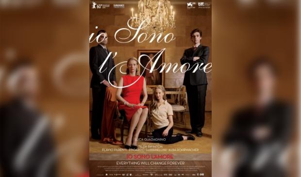 <p>Io Sono l&#39;Amore bij Cinema Enkhuizen.</p>