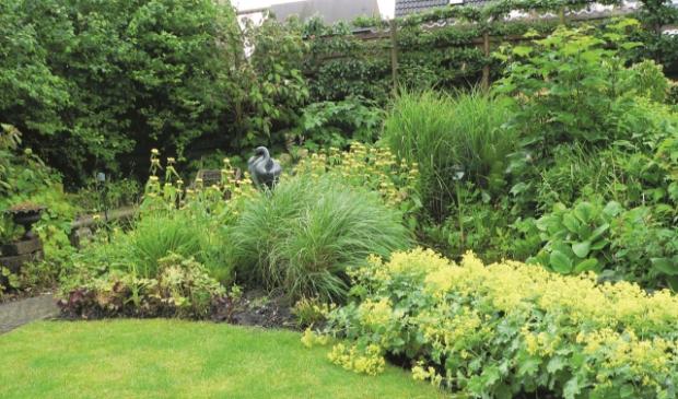 <p>Op afspraak tuinen bezichtigen is mogelijk.</p>