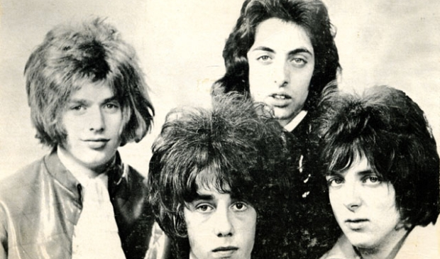 <p>De groep Penny Wise in de jaren 70.</p>