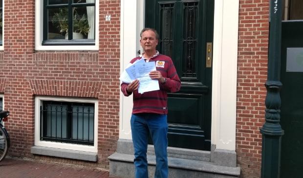<p>Jaap de Munnik doet oproep aan de gemeente om de Melkmarkt open te houden deze zomer.</p>