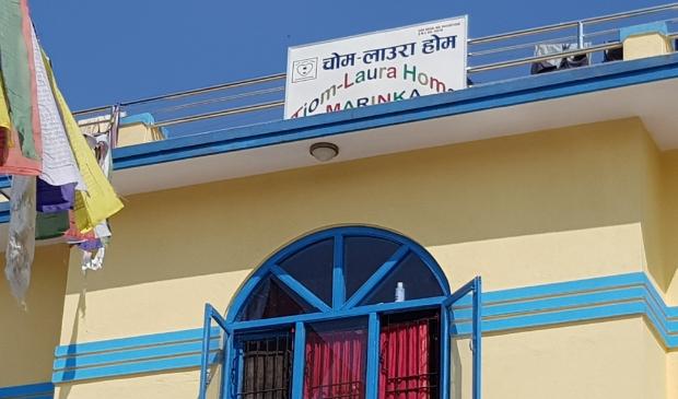 Het tehuis van de straatkinderen in Kathmandu