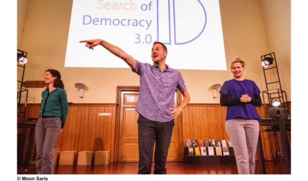 <p>Democratische innovaties en changemakers met Lucas de Man.</p>