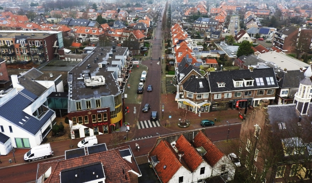 <p>Torenstraat, deel van verhuisplannen winkels.</p>