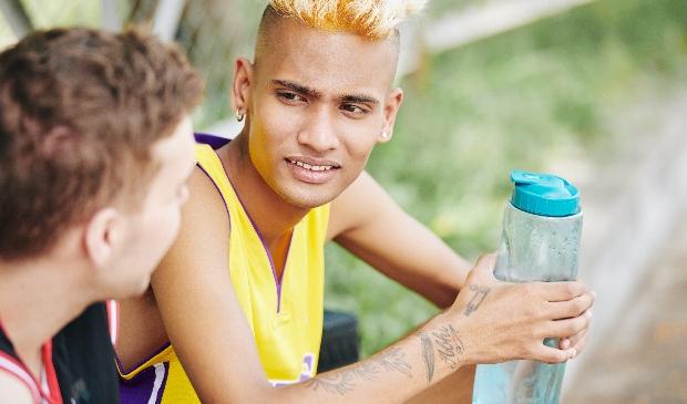"""<p pstyle=""""PLAT"""">Jongeren vullen maatschappelijke diensttijd via sport</p>"""