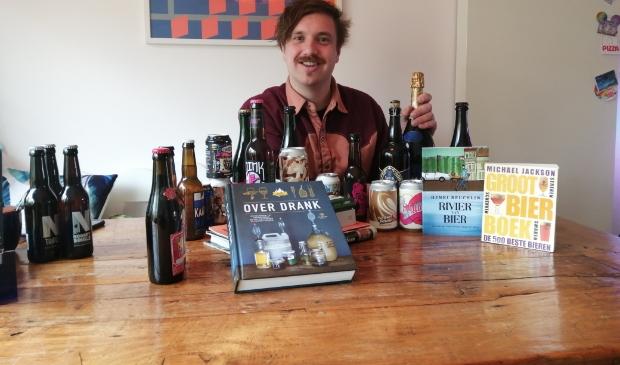 Peter Henry Top wil het biergevoel delen.