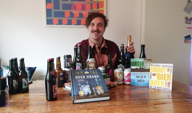 <p>Peter Henry Top wil het biergevoel delen.</p>