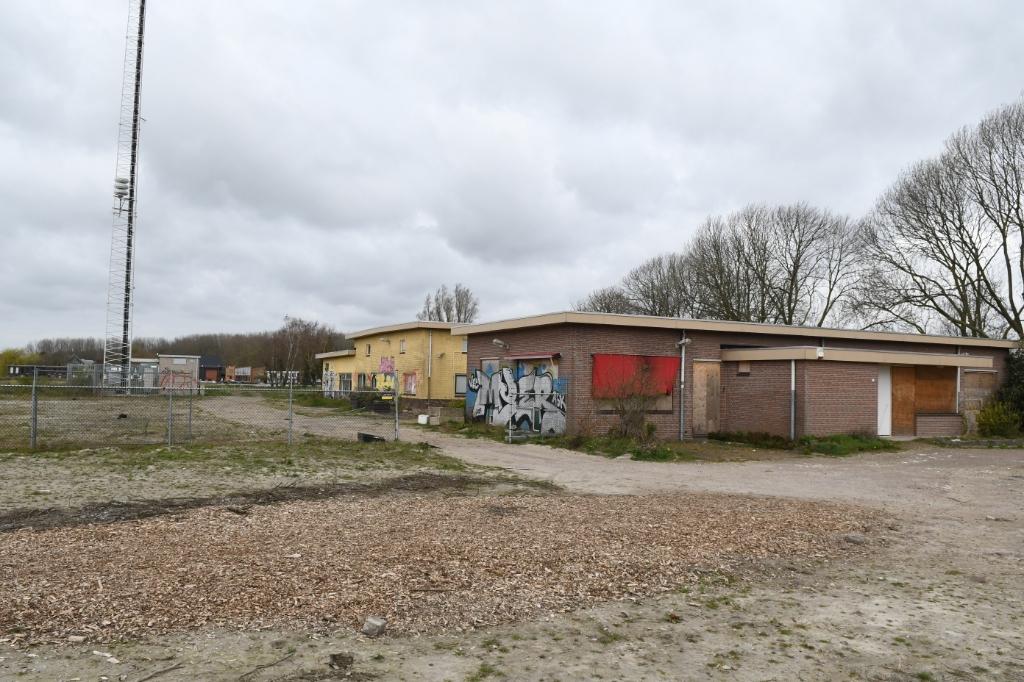 <p>Het Sectorpark in Halfweg.</p>  © rodi