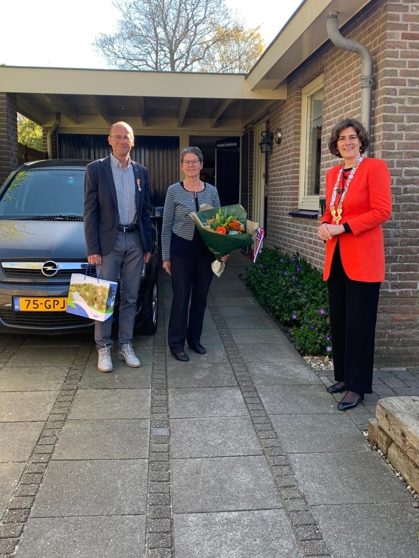 <p>De heer van de Weijden Ilpendam.</p> <p>(Foto: gemeente Waterland)</p> © rodi