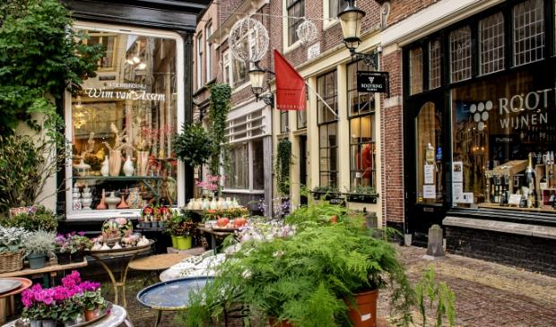 <p>Een prachtig stukje Alkmaar: Fnidsen.</p>