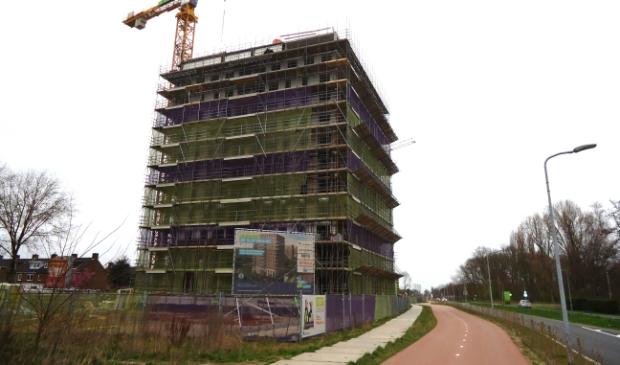 <p>Nieuwbouw aan de Tolweg in Heemskerk.</p>