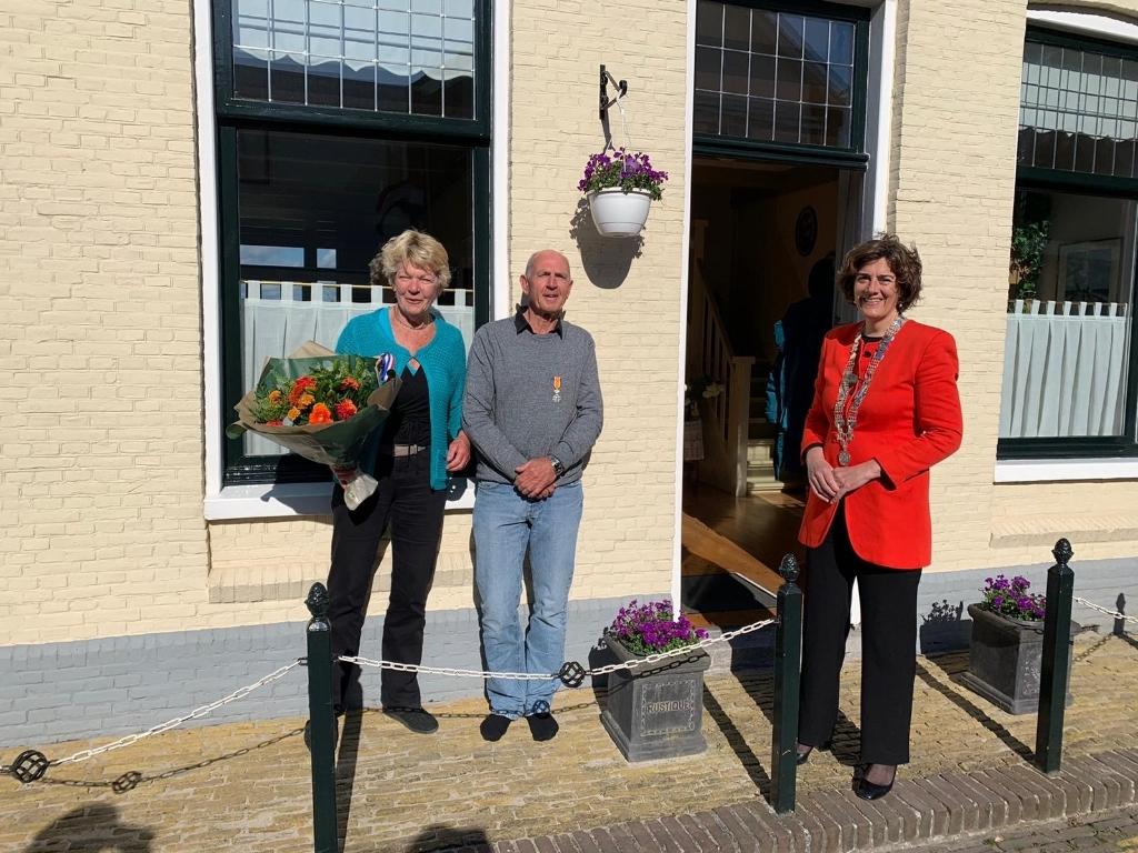 <p>De heer J. van Oostveen uit Ilpendam.&nbsp;</p> <p>(Foto: gemeente Waterland)</p> © rodi
