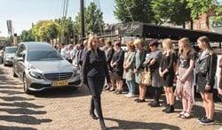 Nieuwe uitvaartrituelen Rita Veld