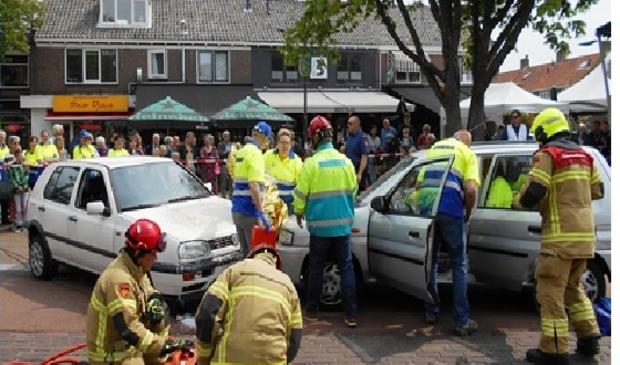 <p>EHBO Castricum ruikt uit in het centrum van Castricum.</p>