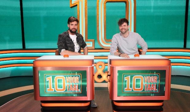 <p>Nick en Simon zijn binnenkort te zien in de tv-uitzending 10 voor Taal op SBS6.</p>