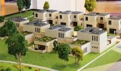 Unieke villa's in poppenhuisformaat