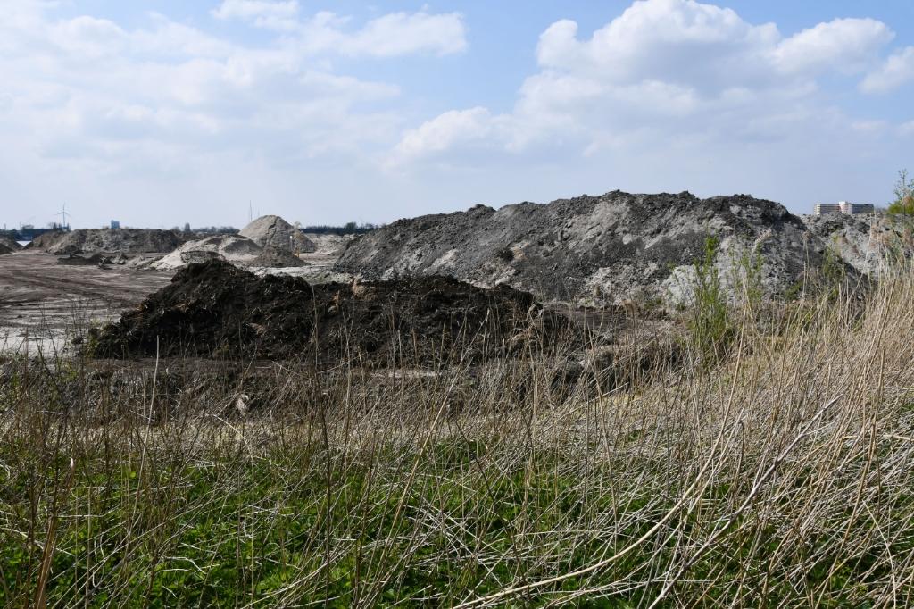 <p>Zand, heel veel zand...</p> <p>(Foto: Dirk Karten)</p> © rodi