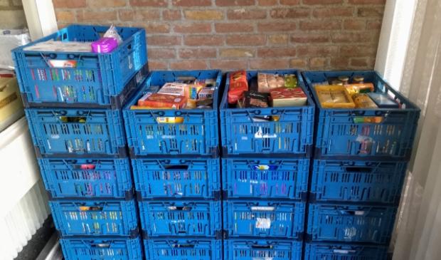 <p>De inzameling voor de Voedselbank wordt dit keer op 8 mei gehouden.</p>