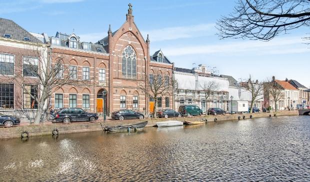 <p>Wonen in een klooster aan de Oudegracht.</p>