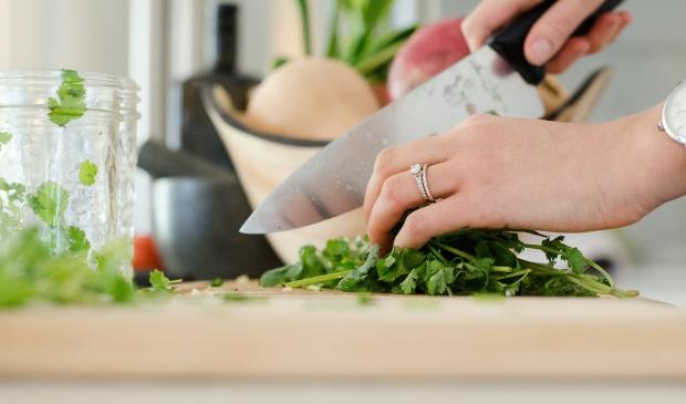 <p>De lekkerste gerechten maak je met verse kruiden.&nbsp;</p>