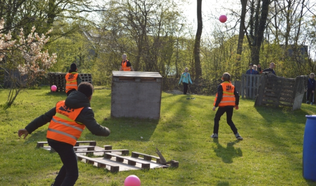 <p>Koningsspelen in Alkmaar</p>