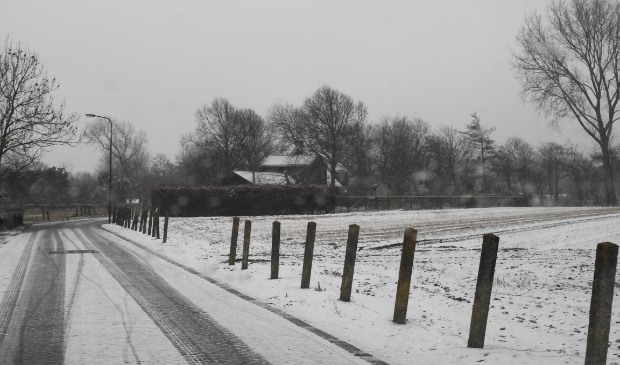 <p>We hadden het niet voor mogelijk gehouden, Paasdagen zonder terras in de sneeuw.</p>