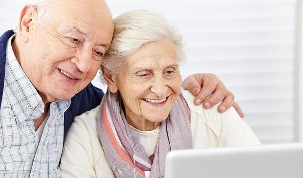 Senioren zijn gemakkelijk het doelwit van cybercriminelen.