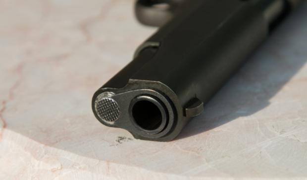 <p>Politie en OM doen nu onderzoek naar de schietpartij.</p>