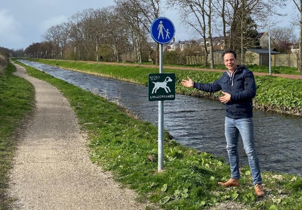 <p>VVD diende motie in om groene borden terug te plaatsen.</p>