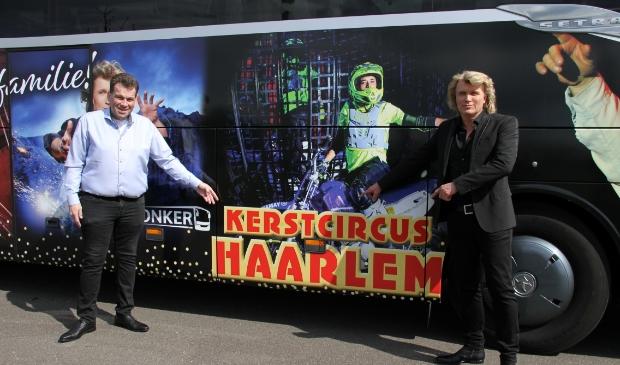 Hans Klok is de hoofdact van Kerstcircus Haarlem.