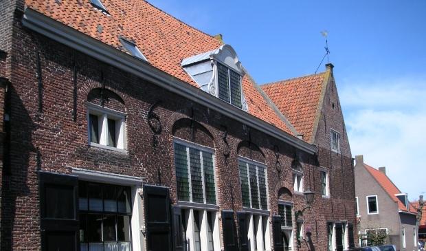 <p>In 1454 werd in Monnickendam een pesthuis ingericht op het zogenoemde Pesthuiseiland&nbsp;</p>