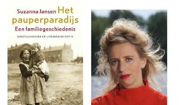 <p>Suzanna Jansen schreef het boek &#39;Het pauperparadijs&#39;.</p>