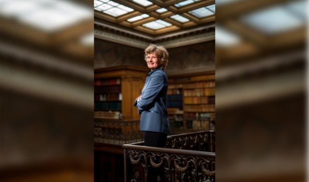 <p>Eind 2021 treedt Marjan Scharloo na twintig jaar af als directeur/bestuurder van Teylers Museum. </p>