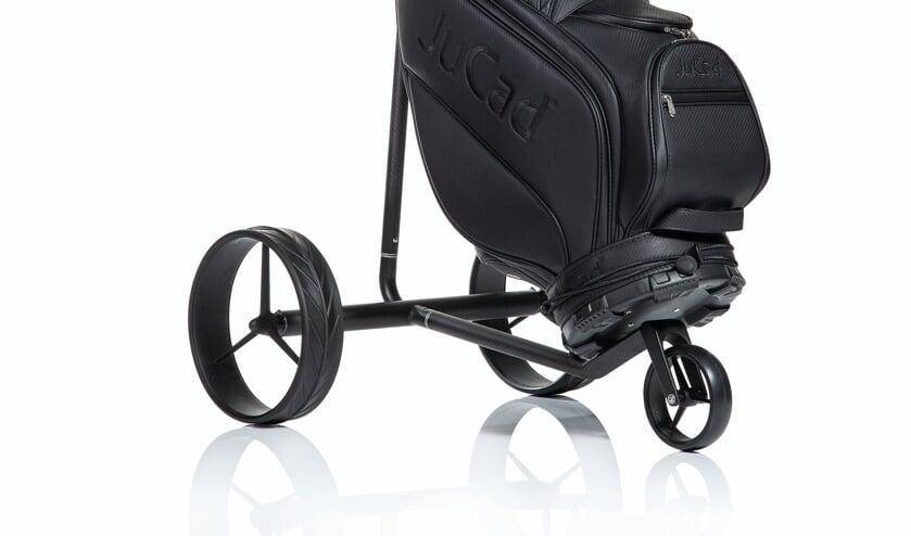 <p>De nieuwe JuCad Carbon Travel Nero SV 2.0.</p>
