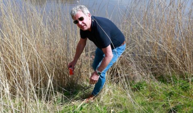 <p>Johan de Jong nam afscheid na 41 jaar werkzaam geweest in het&nbsp;</p><p>Geestmerambacht.</p>