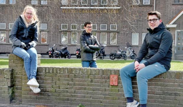 <p>ALKMAAR - &nbsp;PCC-studenten Fenna Zwanenburg, Casper Vlaar en Kyle de Hoop en al hun klasgenootjes komen in actie voor Make-A-Wish.&nbsp;</p>