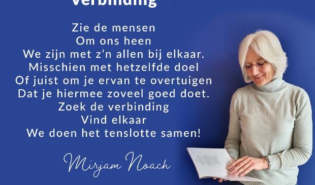 <p>Bibliotheek Haarlemmermeer zoekt een opvolger voor polderdichter Mirjam Noach.&nbsp;&nbsp;</p>