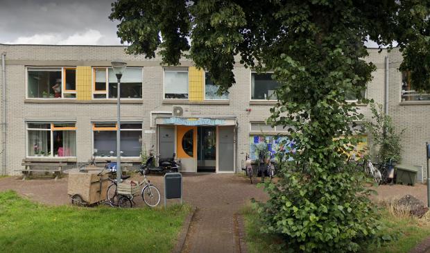 Het Anton Pieckhofje aan de Anijsstraat 1.