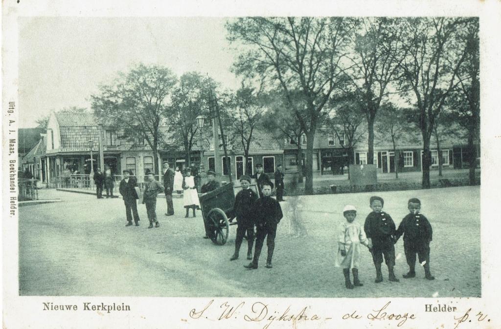 <p>Een van de foto&#39;s uit de database van Cees: het Nieuwe Kerkplein, tegenover de oude Rijkswerf te Willemsoord.</p> (Foto: aangeleverd) © rodi
