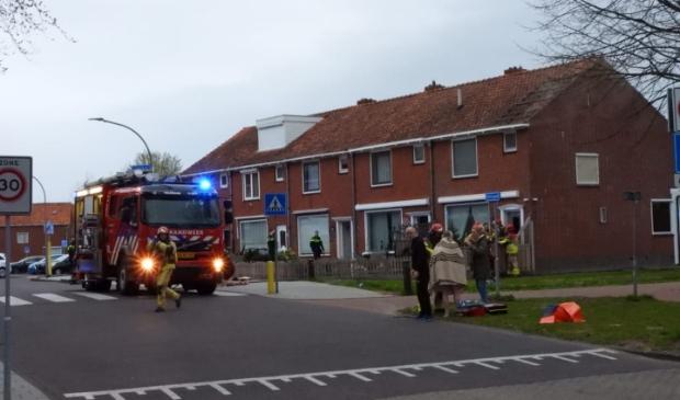 <p>80-jarige vrouw deed spiritus door de brievenbus bij buren in de Burgemeester van Baarstraat in Volendam.&nbsp;</p>