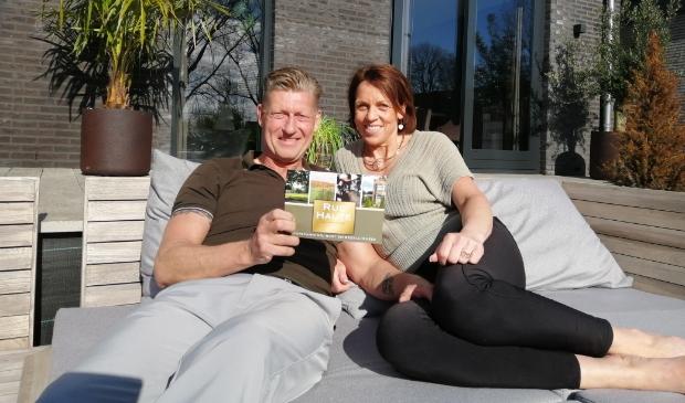 <p>Marco en Marga Buis genieten nog even van hun woning in Edam, maar kijken vooral uit naar hun avontuur in België.</p>