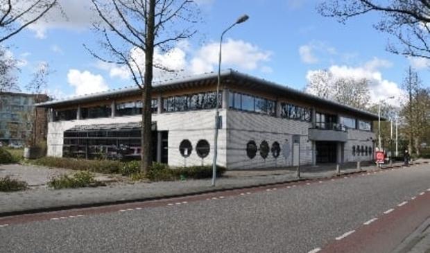<p>Het gebouw van de Rabobank, zoals het er nu bij ligt.</p>