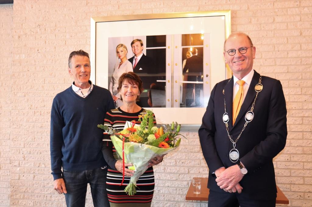<p>Ina Vlaar.</p> (Foto: Nancy Holdernbeke) © rodi