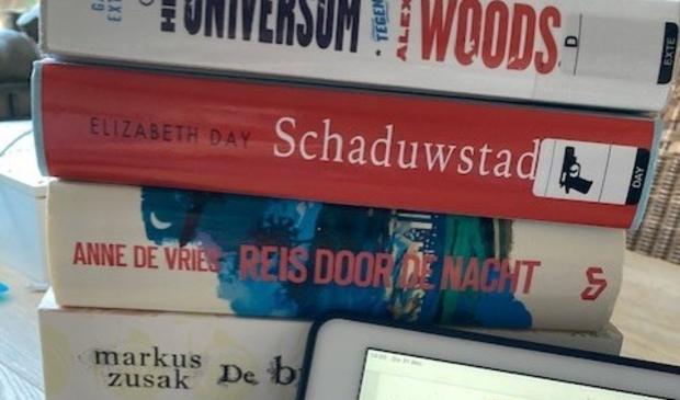 <p>Deel jouw boekentips met anderen.</p>